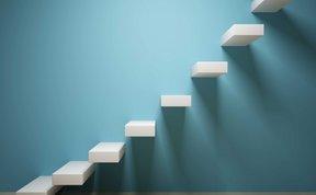 Escalier PMR : le vide sous escalier