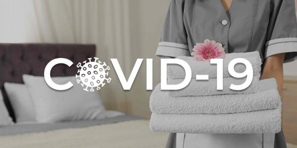 Femme de chambre (hôtellerie) : quelles précautions prendre contre le COVID-19 ?