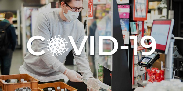 Travail dans un commerce de détail : quelles précautions prendre contre le COVID-19 ?